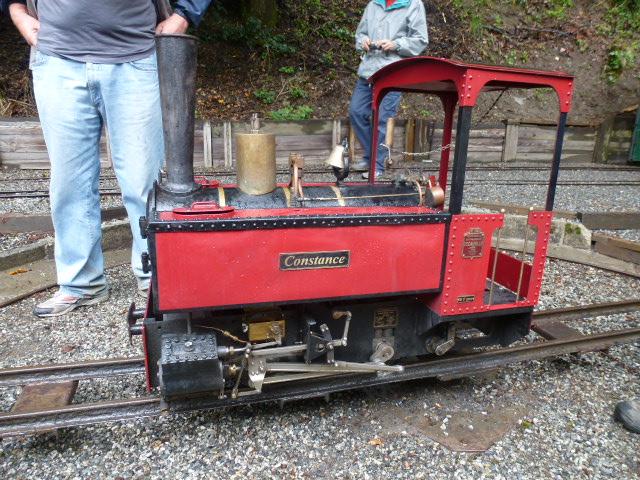 Une tres belle Decauville 020 vapeur en 7pouces 1/4 10_ans18