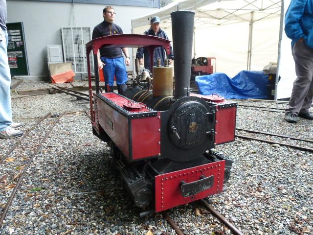 Une tres belle Decauville 020 vapeur en 7pouces 1/4 10_ans20