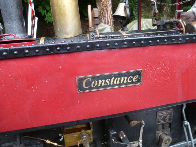 Une tres belle Decauville 020 vapeur en 7pouces 1/4 10_ans21