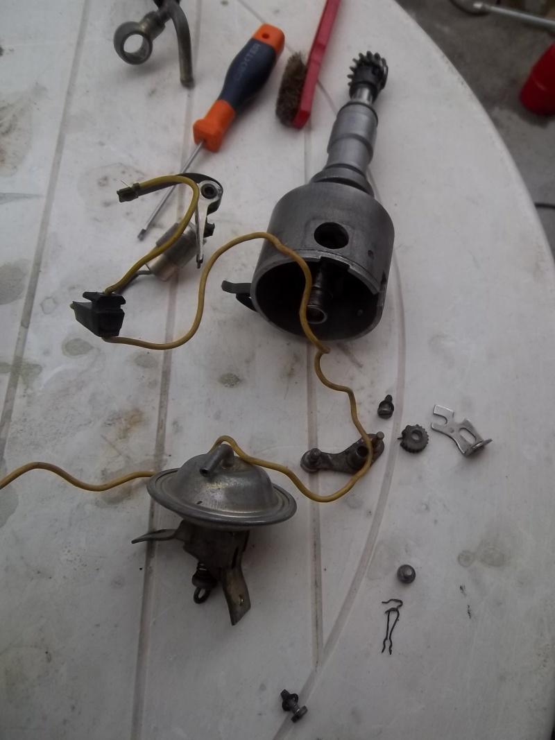 Montage d'allumeur à capteur de solara sur moteur de simca rallye . 100_4010