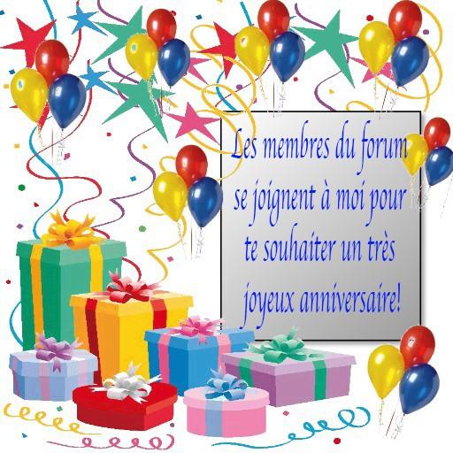 Joyeux anniversaire Tyoris 2110