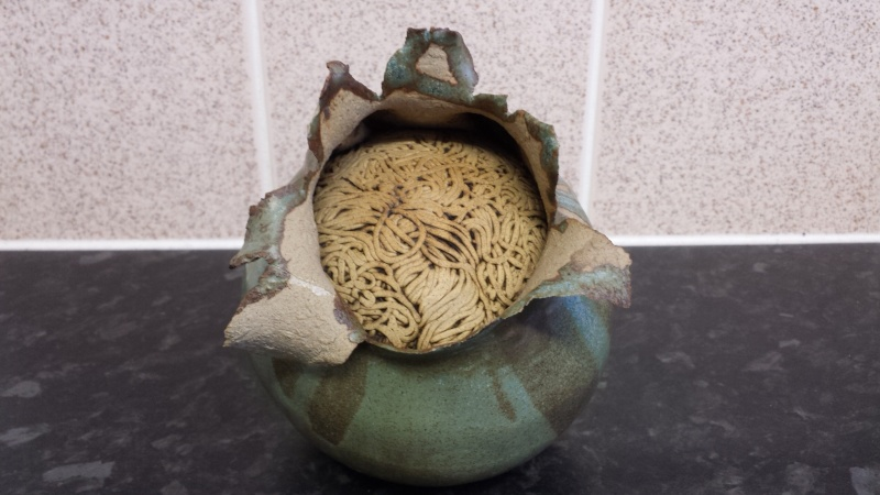 who made this sculptural object   20141020