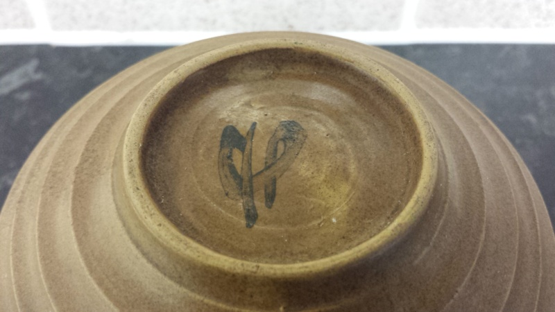 id help on this tea bowl or just bowl marked  20141224