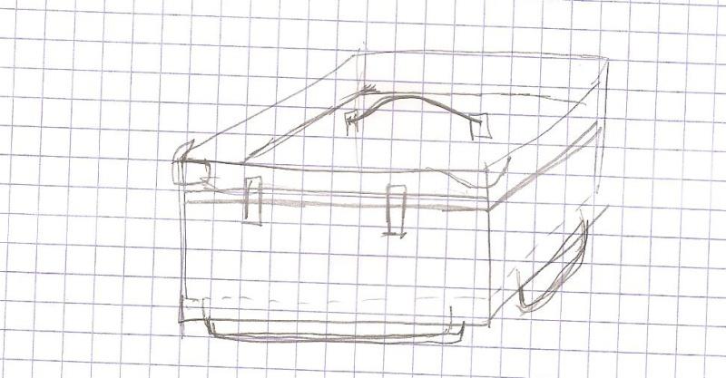Fabrication de tiroir pour atelier : quelle méthode d'assemblage Plan110