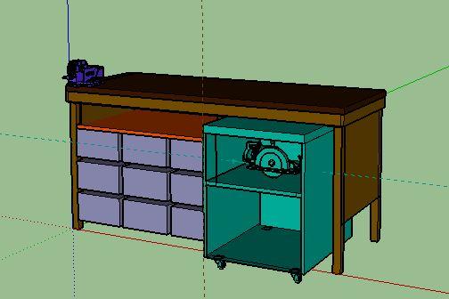 Fabrication de tiroir pour atelier : quelle méthode d'assemblage Vue_ga10