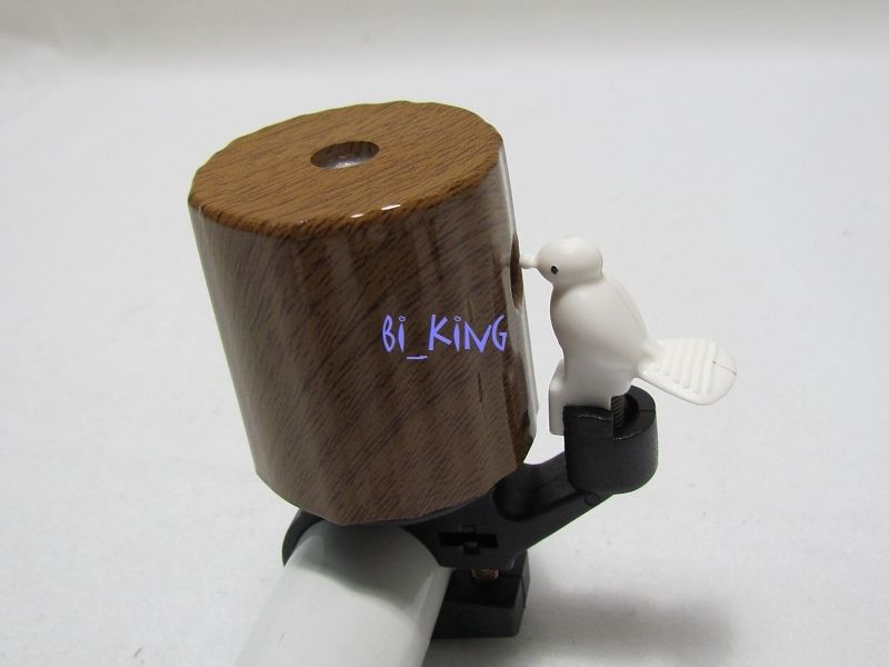 Une sonnette digne du Brompton : Spurcycle K10