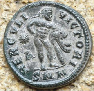 Les monnaies de Consécration de Barzus - Page 13 Galare11
