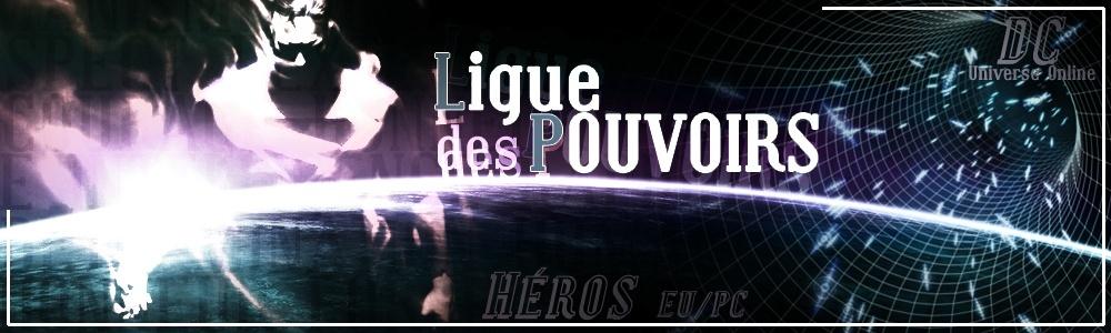 Ligue Des Pouvoirs - DCUO