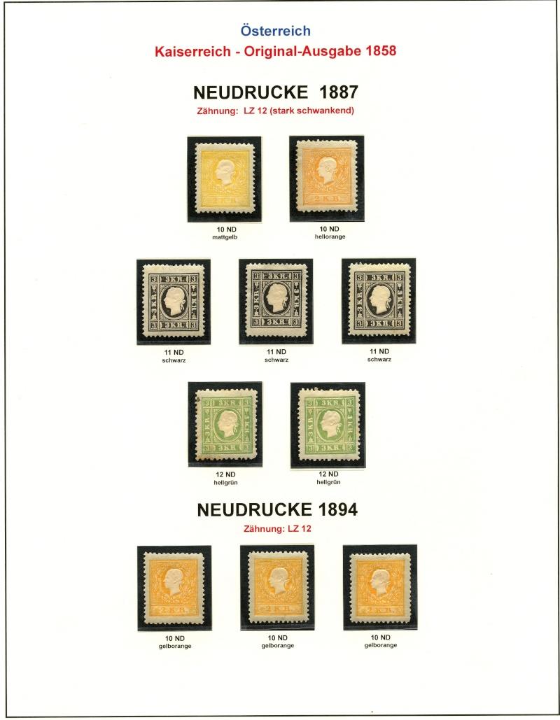 Die Freimarkenausgabe 1858 Type I und II - Seite 2 1887_u10