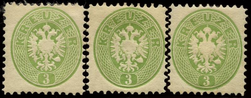 Die Freimarken-Ausgabe  1863 Nd_3110