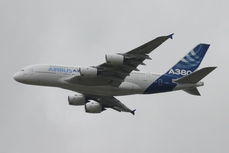 Meeting Aérien du Centenaire du Bourget le 13.07.14 Airbus10