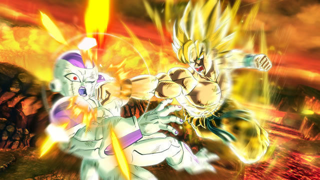 Dragon ball Xenoverse  Dragon10
