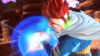 Dragon ball Xenoverse  Dragon11