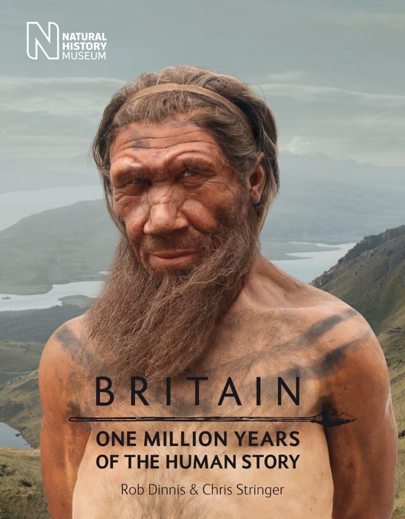 "Londres, exposition ""Britain: one million years ..."" 0209-i10"