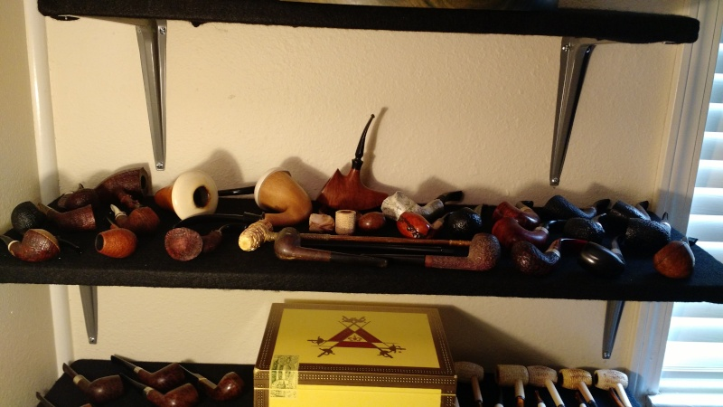My pipe setup Img_2020