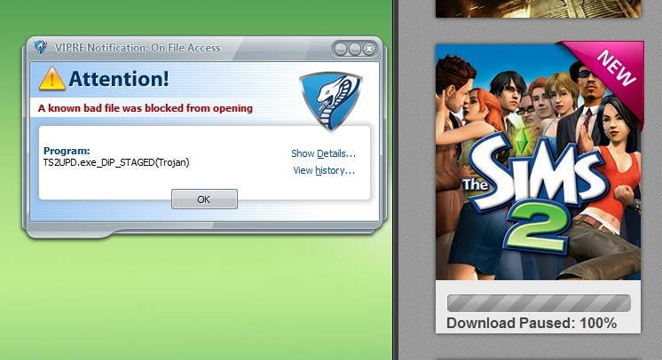 Attention: Sims 2 Players *Even if you never played it <>Get it FREE for a Limited Time Bad-si12
