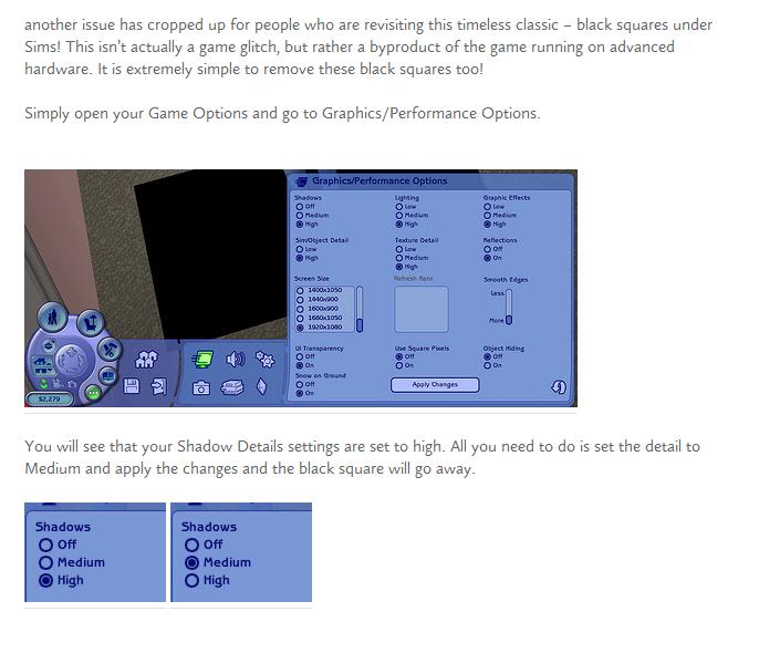 Sims 2 FAQ - Page 2 Blacks10