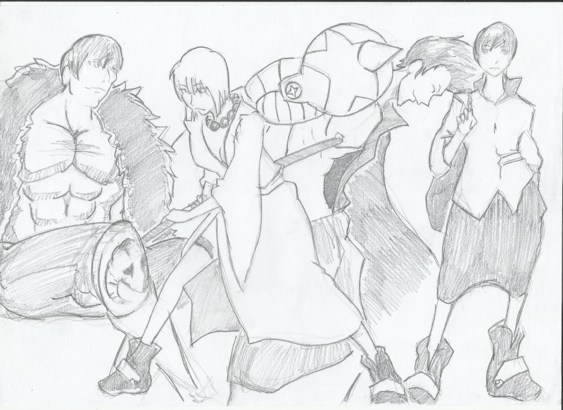 Post your Fan-art ~ Artwork - Page 22 610