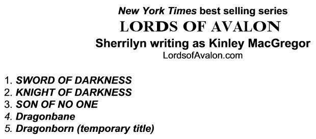 Lords of Avalon : présentation de la série Loa11