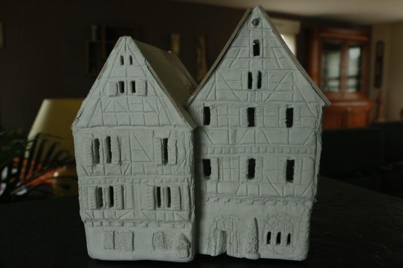 Création d'une maison alsacienne 20141018