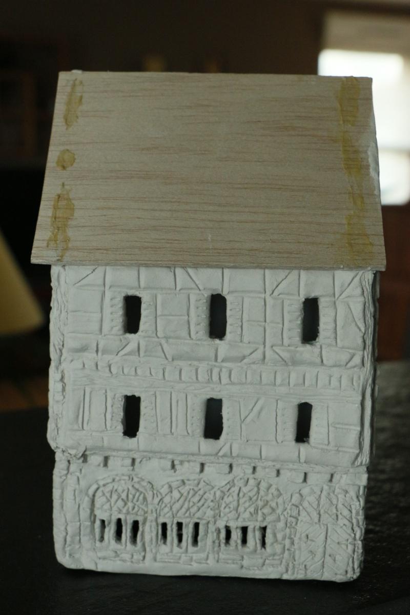 Création d'une maison alsacienne 20141021