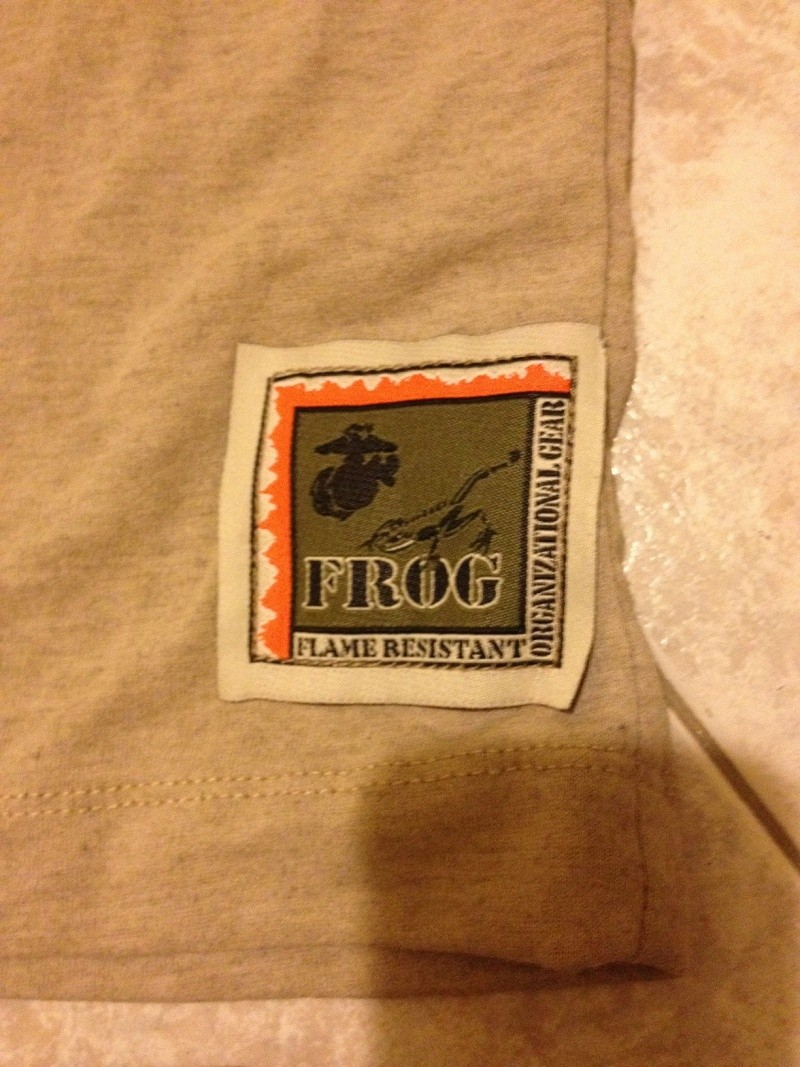 PROPPER INTERNATIONAL FROG II DESERT MARPAT 2014-011