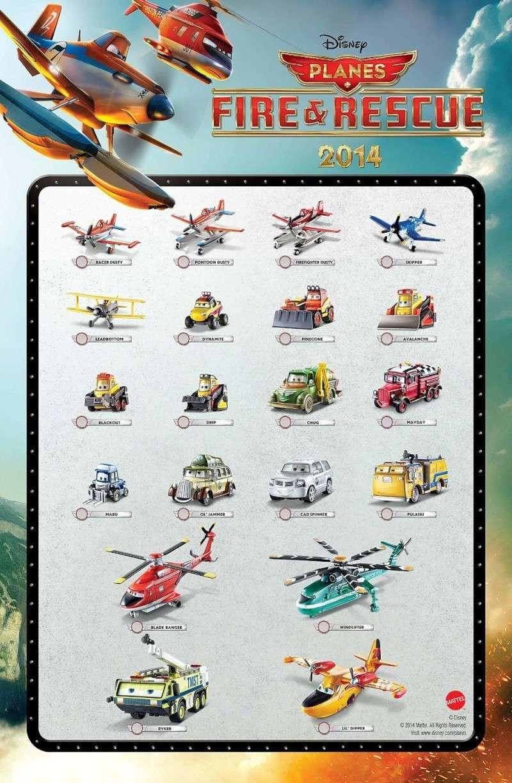 [Planes Fire & Rescue] Aperçu des premiers modèles - Page 2 91r6iv10