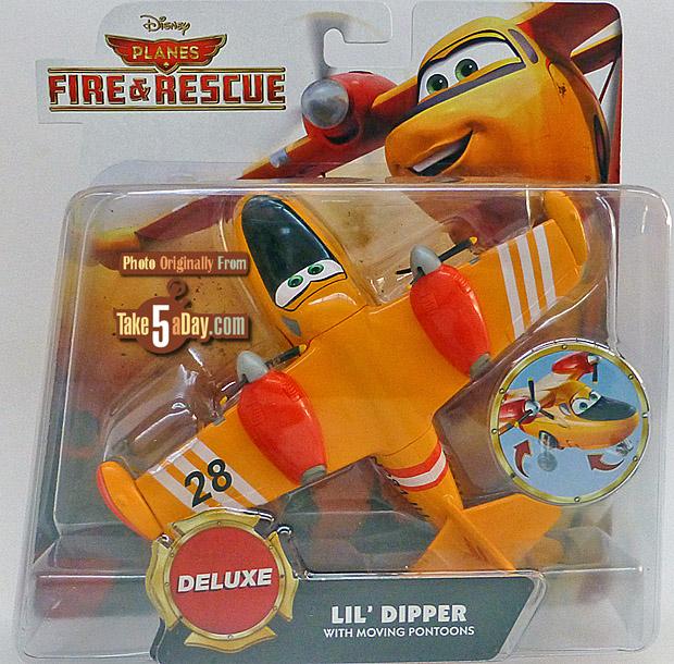 [Planes Fire & Rescue] Aperçu des premiers modèles - Page 4 Lil-di10
