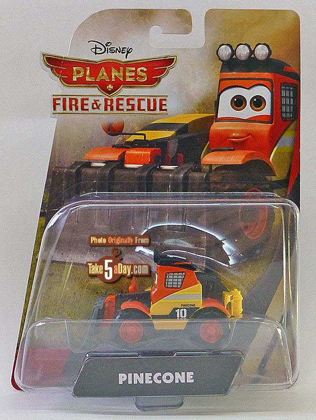 [Planes Fire & Rescue] Aperçu des premiers modèles - Page 2 Pineco10