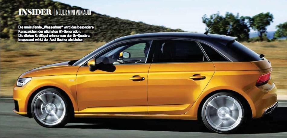 2018 - [Audi] A1 Sportback II A1sb10