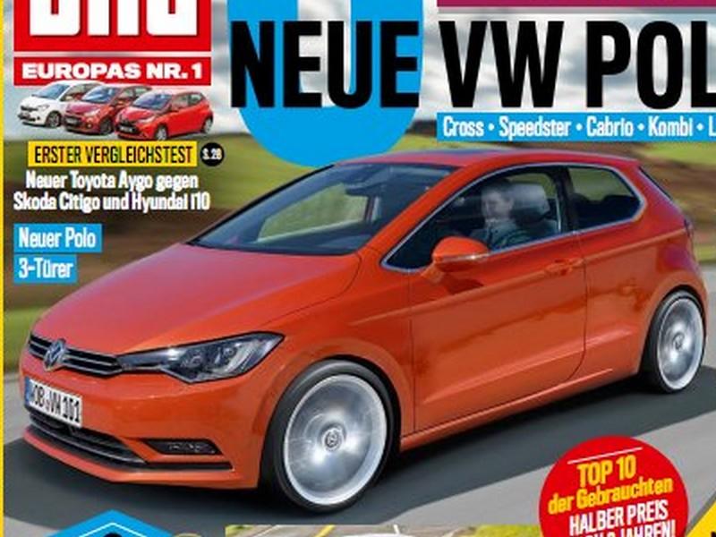 2017 - [Volkswagen] Polo VI  - Page 2 Polo11