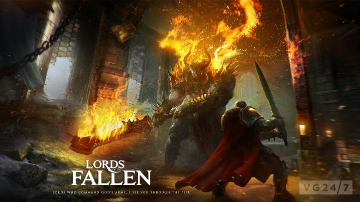 Lords of the Fallen : Petit frère de Dark Souls ou cousin triso? 3d7d4a10