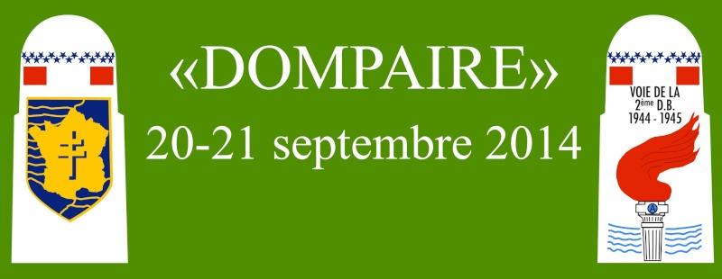 """""""DOMPAIRE"""" 2014 Bandea24"""