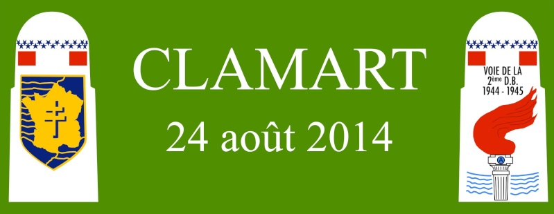 Borne du serment de Koufra: CLAMART (92) Clamar10
