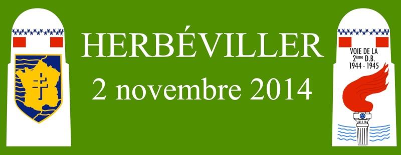 Borne du serment de Koufra: HERBÉVILLER (54) Herbyv10