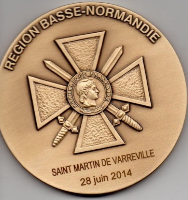 SAINT-MARTIN-DE-VARREVILLE 2-3 août 2014-70ème anniversaire Madail10