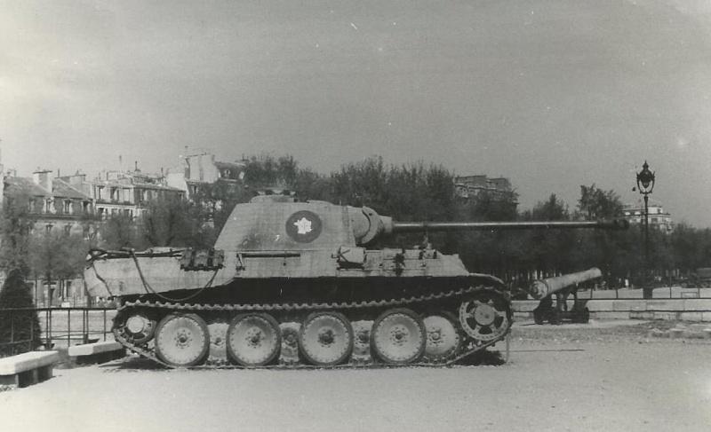 LA BATAILLE DE DOMPAIRE 12-14 septembre 1944 Panthe10