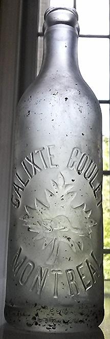 Calixte Goulet de Montreal Calixt11