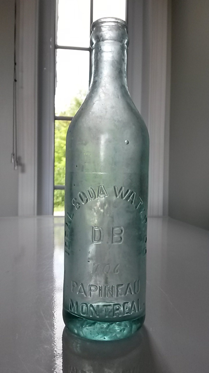 Ideal Soda Water Co., 706 Papineau Montreal Ideal10