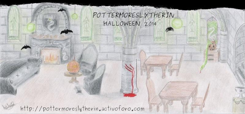 II Concurso para Cabecera del Foro || Temática: Halloween 2014 - Página 2 Ines10
