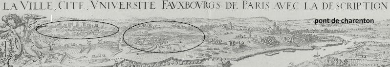 « Plusieurs fois envahi, le village fut pillé sous la Fronde » 1630_t11