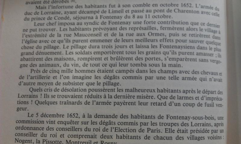 « Plusieurs fois envahi, le village fut pillé sous la Fronde » 1652_111