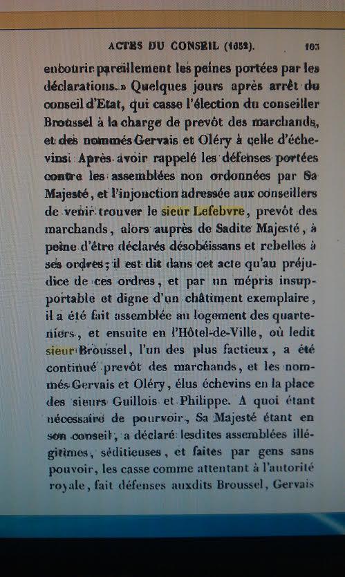 « Plusieurs fois envahi, le village fut pillé sous la Fronde » 1652_113