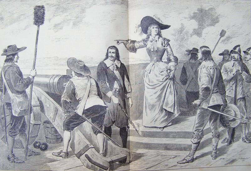 « Plusieurs fois envahi, le village fut pillé sous la Fronde » 1652_118
