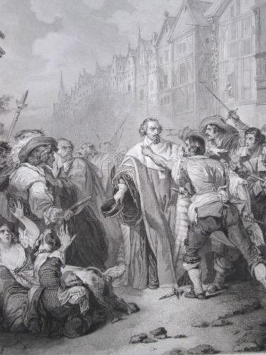 « Plusieurs fois envahi, le village fut pillé sous la Fronde » 1652_119