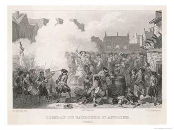 « Plusieurs fois envahi, le village fut pillé sous la Fronde » 1652_121