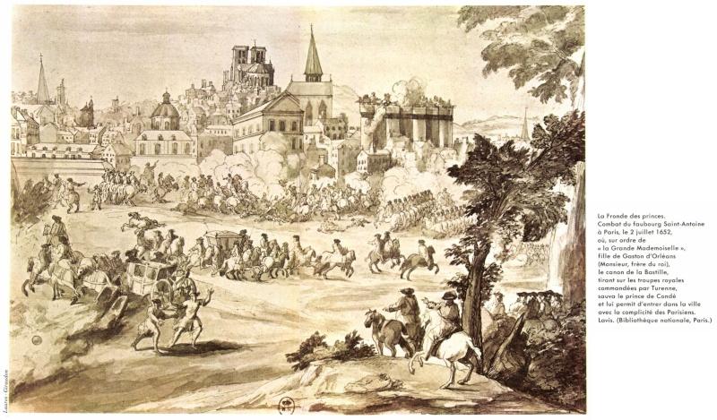 « Plusieurs fois envahi, le village fut pillé sous la Fronde » 1652_210