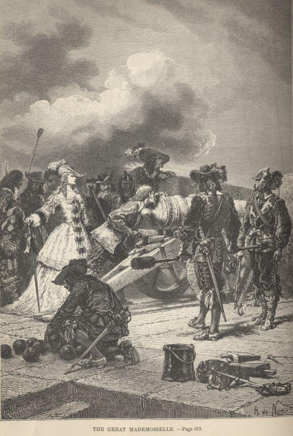 « Plusieurs fois envahi, le village fut pillé sous la Fronde » 1652_212
