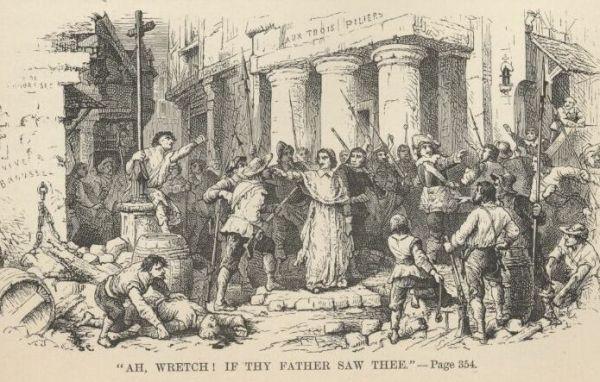 « Plusieurs fois envahi, le village fut pillé sous la Fronde » 1652_214