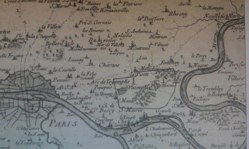 « Plusieurs fois envahi, le village fut pillé sous la Fronde » 1652_311